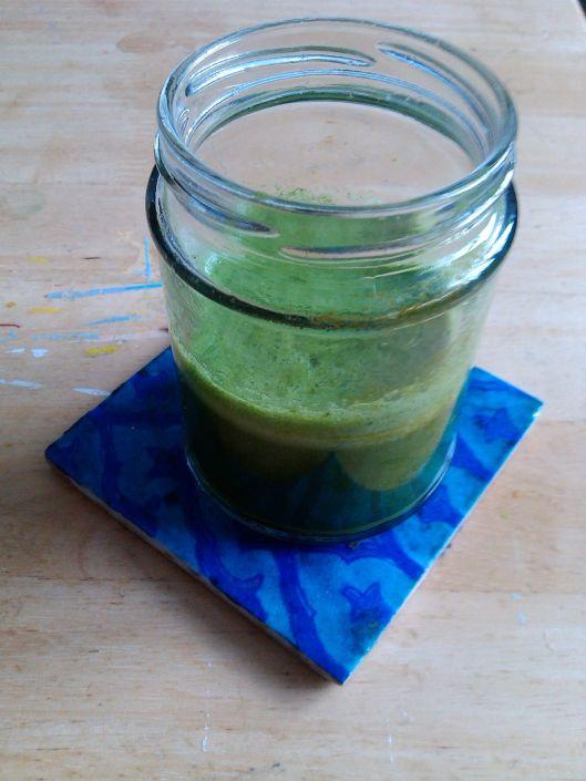 über reeeaaally green juice