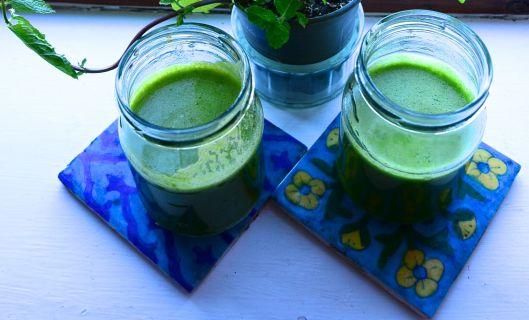 Grass Green Juice!