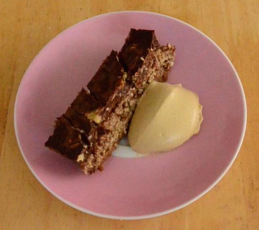 Salted Chocolate banana Loaf