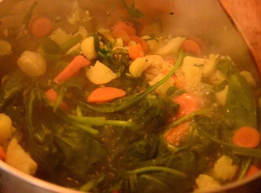 Soup base