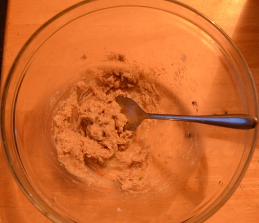 Coconut oil and Sunflower cashew butter
